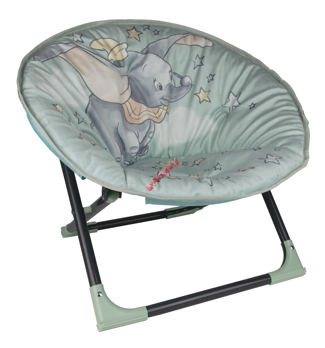Swell Folding Armchair Dumbo Caraccident5 Cool Chair Designs And Ideas Caraccident5Info