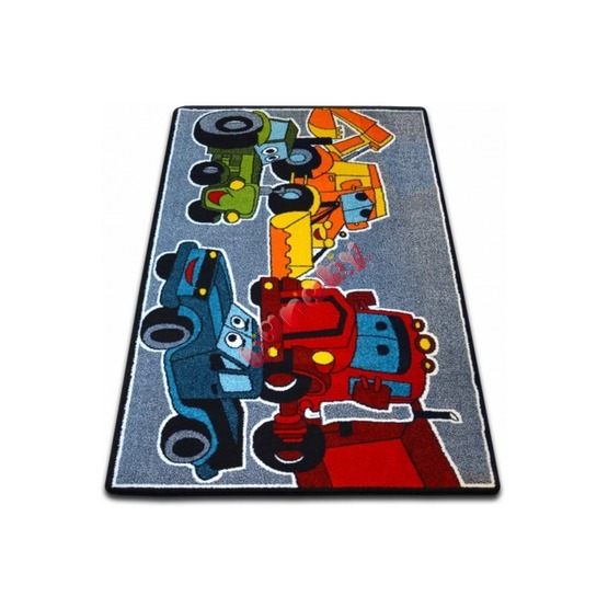 Kids Cars Children's Rug