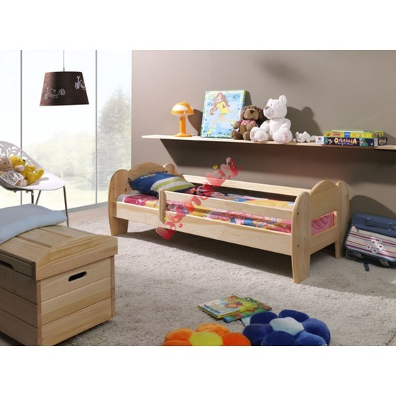 Snow White Children's Bed - Pine