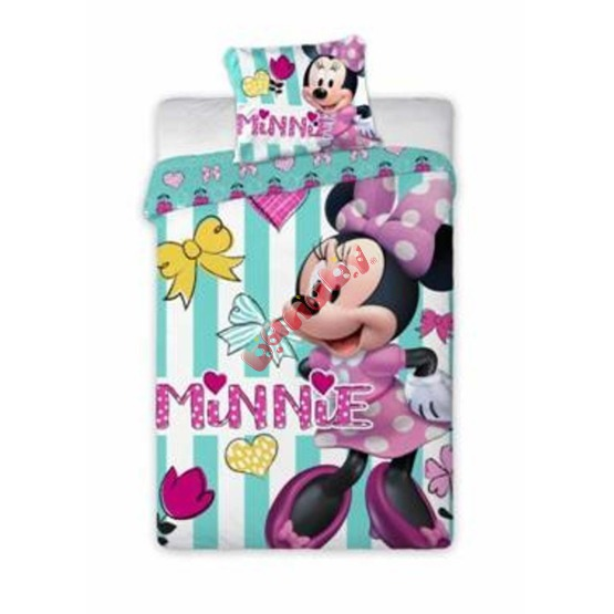 Children bedding Minnie Mouse 084