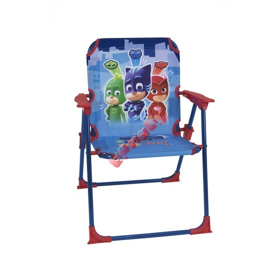 Children camping small chair PJ Masks