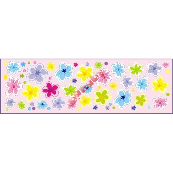Flowers Wall Decoration