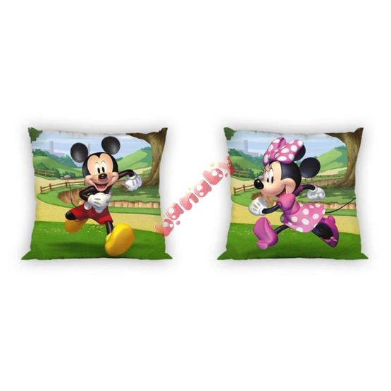 Coating on pillow 40x40 cm Mickey and Minnie