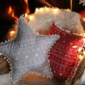 Christmas pillow - different shapes, MK Alen Sierżęga