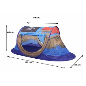Children's Play Tent - Pirate
