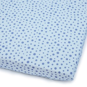 Sheet with a rubber band - dreamy dots, Makaszka
