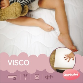 Mattress VISCO 180x80 cm