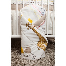 Set bedding to cribs 120x90 cm Imagine