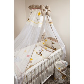Bedding set to cribs 135x100cm Imagine, Ankras