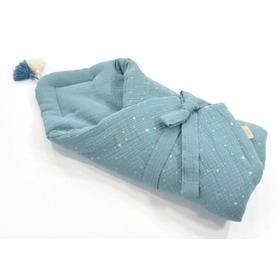 LILU Swaddle blanket made of muslin - different colors, LILU