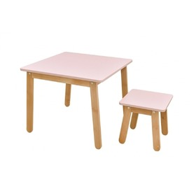 Children table Woody Pink, Bellamy