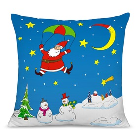 Christmas children pillow 03, CamelLeon