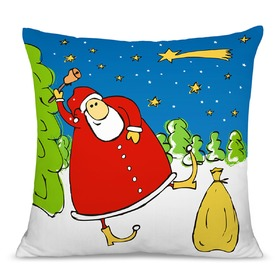Christmas children pillow 05, CamelLeon