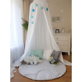 Hanging canopy - white, TOLO