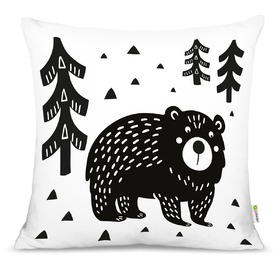 Cushion Bear in woods