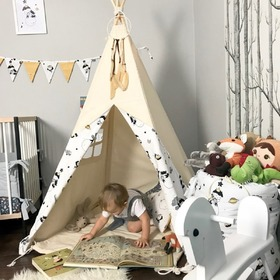 Teepee with mat + dreamcatcher The Little Prince, Makaszka