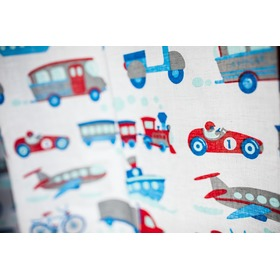 Curtains for children Cars 71, Dom-Dekor