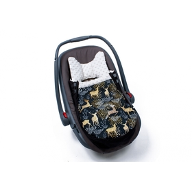 Footmuff for car seats DEERS, Gluck Baby