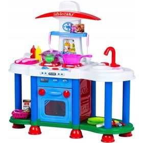 Children kitchenette Little Chef, EcoToys