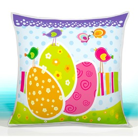 Pillow easter II, CamelLeon