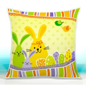 Pillow easter 3rd, CamelLeon