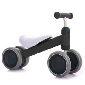 Kickback scooter Mini - black, EcoToys