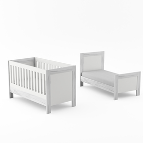 Baby crib Manhattan - white