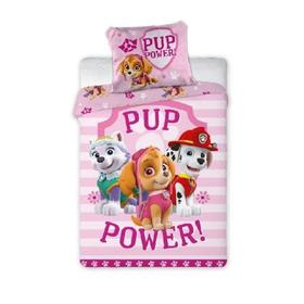 Children's bed linen 135x100 + 60x40 cm Tlapková patrol Power, Faro, Paw Patrol