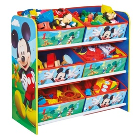 Organizer for toys Mickey Mouse Clubhouse, Moose Toys Ltd , Mickey Mouse Clubhouse