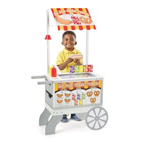 Stand with ice cream and refreshments 2in1, Melissa & Doug