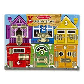 Unlocking Melissa and Doug locks, Melissa & Doug