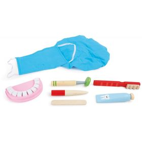 Set for dentist - educational toy, Sfd