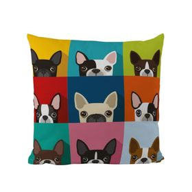 Butter Kings Pillow Bulldog - multicolor, Butter Kings