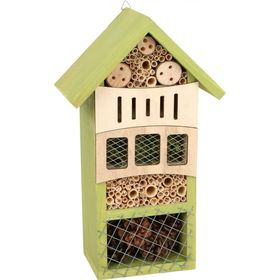 Wooden insect house, Sfd