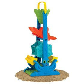 Colored sand and water grinder, Melissa & Doug
