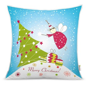 Christmas children pillow - christmas fairy, CamelLeon