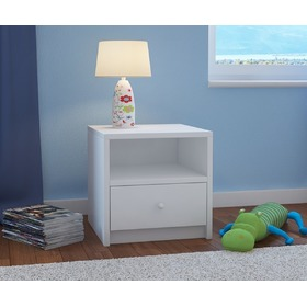 Ourbaby children nightstand - white, Ourbaby