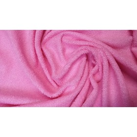 200 x 90 cm Terry Bed Sheet, Frotti