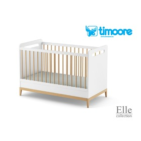 Elle Baby Cot, Timoore