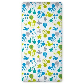 Mickey Mouse I Cotton Bed Sheet