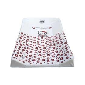 Diaper pad Hello Kitty - white