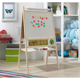 4-in-1 Children's Magnetic Easel, 3Toys.com