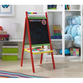 Colourful Children's Magnetic Easel, 3Toys.com