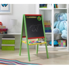 Wooden Children's Magnetic Easel, 3Toys.com