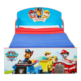 Baby bed Paw Patrol - Chase, Rubble and Marshall, Moose Toys Ltd , Paw Patrol