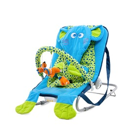 Pleasant Chipolino Musical Dumbo Baby Bouncer Caraccident5 Cool Chair Designs And Ideas Caraccident5Info