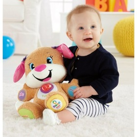 Fisher Price Smart Stages Talking Puppy's Sister, Fisher Price