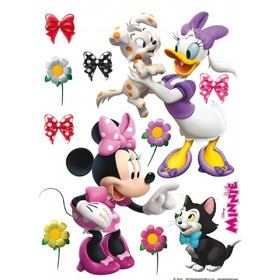 Maxi sticker Minnie mouse , A&G Co., Minnie Mouse