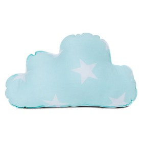 Pillow - Mint in clouds, funwithmum