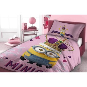 Minions 06 Children's Bedding Set, Faro, The Minions